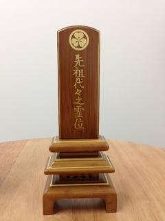 竹製のお位牌