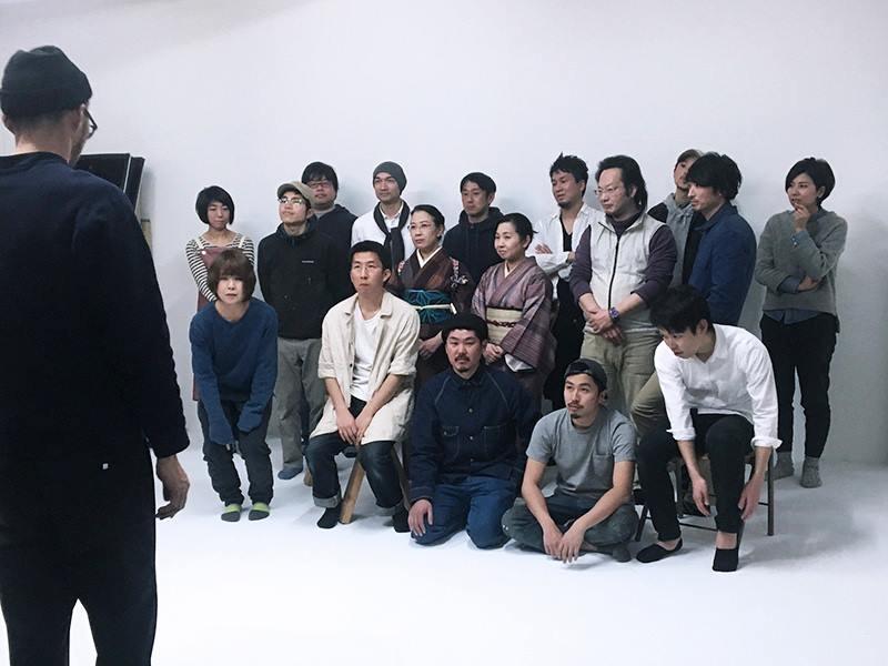 するがクリエイティブのメンバー写真